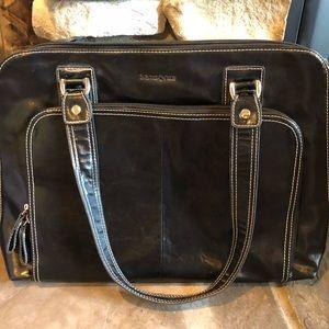 Samsonite black laptop bag